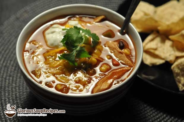 Recipe For Taco Soup VII