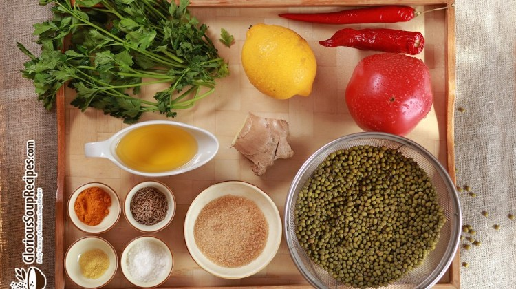 Recipe for Dahl Soup