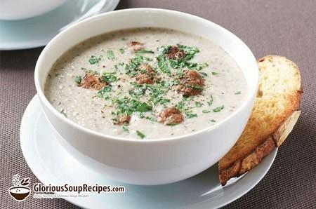 Recipe For Meatball Mushroom Soup