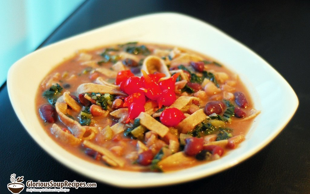 Be Prepared Five-Bean Soup Mix Recipe