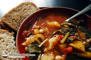 Potlatch Fall Harvest Soup Recipe