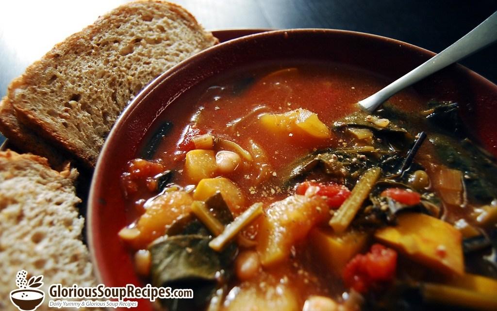 Potlatch Fall Harvest Soup Recipe