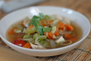 Chicken soup base recipe