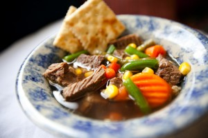 How To Make Steak 'N' Vegetable Soup