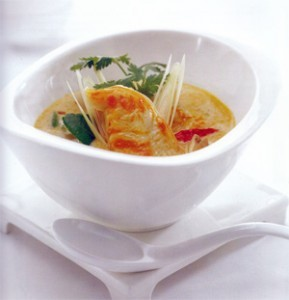 Vegetable Tom Yum Soup recipe