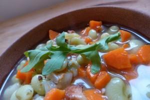 Butter Bean Soup Recipe