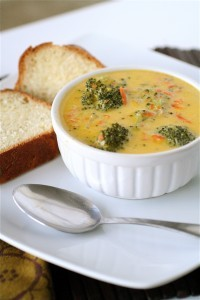 Recipe For Vegetable Cheese Soup I