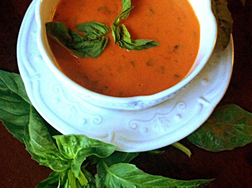Recipe For Tomato Basil Soup I