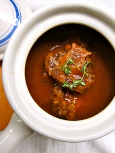Oxtail Soup I Recipe