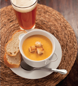 Recipe For Beer Soup (Biersuppe)
