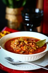 Recipe For Hearty Hamburger Soup