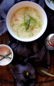 Easy Egg Drop Soup