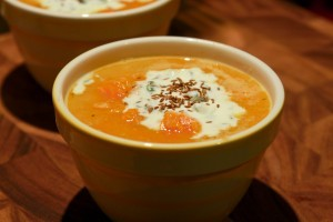 Recipe For Carrot Soup 'a la Louise'