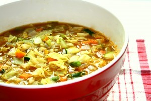 Recipe For Old-World Cabbage Soup
