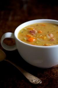 Recipe For Kid's Favorite Pea Soup