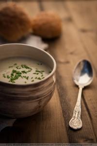 Cream of Jerusalem Artichoke Soup Recipe