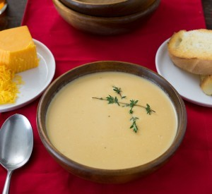 How To Make Beer Cheese Soup V