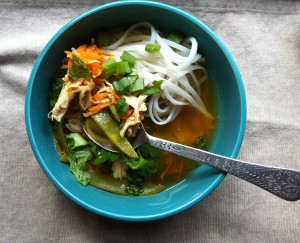 Recipe For Asian Chicken Noodle Soup