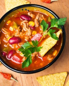 Recipe For Slow Cooker Taco Soup