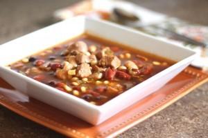 Basic Bean Soup