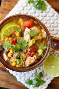 How To Make Six Can Chicken Tortilla Soup