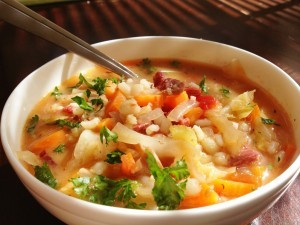 Recipe For Cabbage Soup II