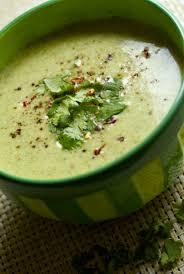 Cream of Broccoli Soup II