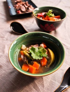 How To Make Oriental Hot 'n' Sour Soup
