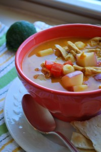 Recipe For Chipotle Chicken Soup