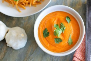 Recipe For Creamy Red Pepper Soup