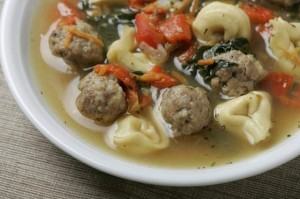 Image courtesy: Hearty Meatball Soup I Recipe