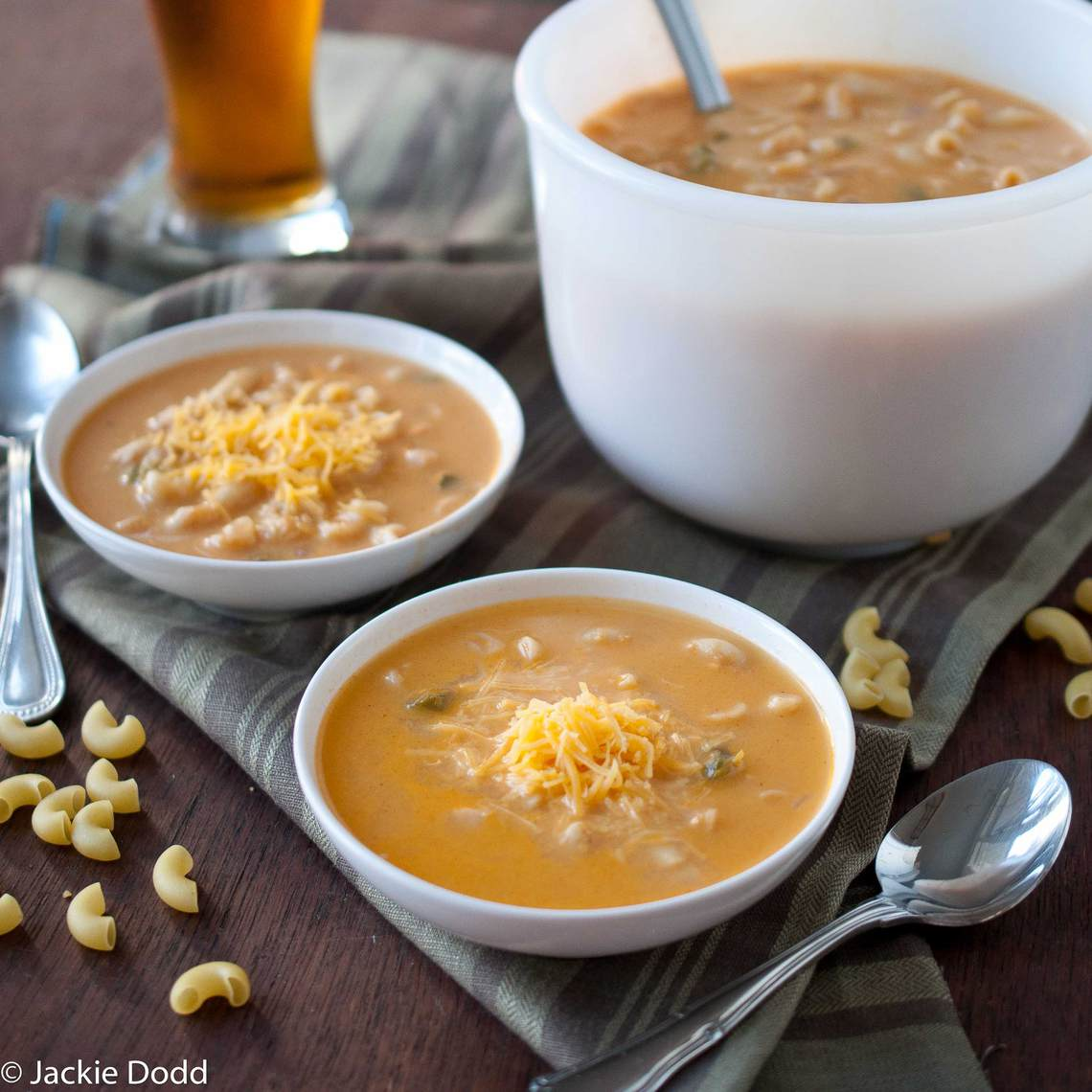 How To Make Best Beer Cheese Soup : Glorious Soup Recipes