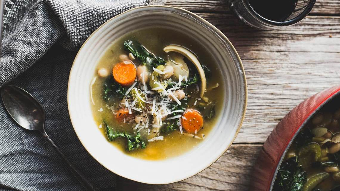 How to make mother in law chicken soup glorious soup recipes for How long to boil a whole chicken for soup