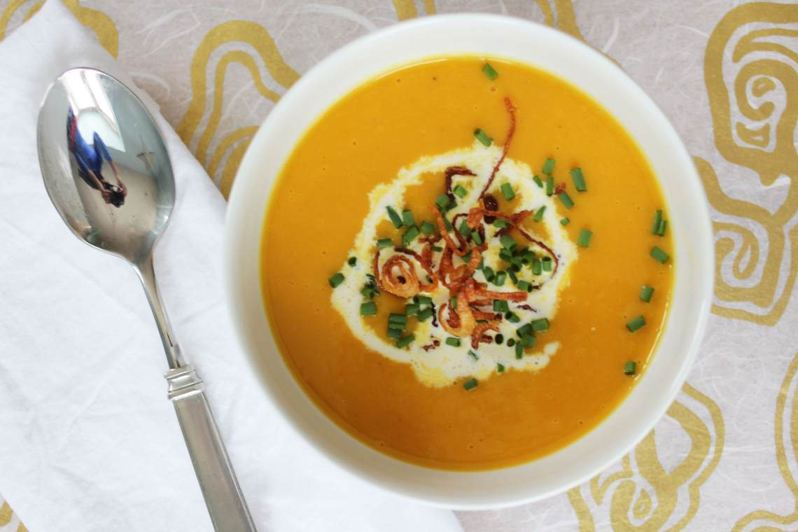 How To Make Butternut Soup : Glorious Soup Recipes