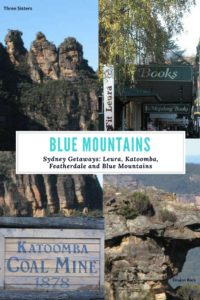 Blue Mountains Katoomba, Peaceful town of Leura, Featherdale wildlife park are great escapades from the bustling city of Sydney, Australia to enjoy short day trips or weekend getaways. Read on to know more.