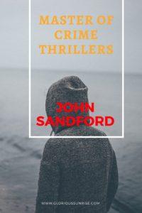 John Sandford's Davenport thrillers