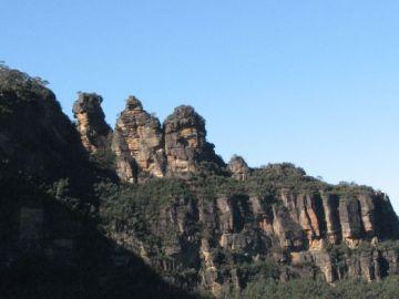 Blue mountains Katoomba