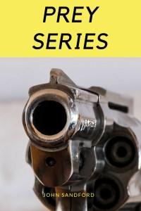 Prey Series by John Sandford