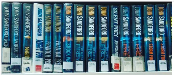 List of John Sandford's Prey series books