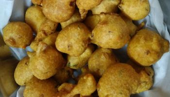 How to make bonda - bonda recipe