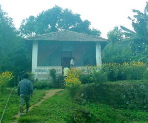 Forest Office at Meppadi