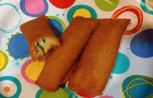 cheese bread roll
