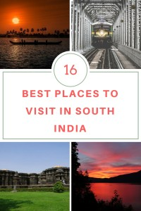 16 Best places to visit in South India: You absolutely cannot miss visiting these beautiful destinations when you are visiting South India