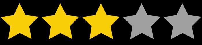 3 star