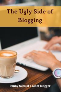A funny take on mom blogger's day-to-day life! Read on to see the ugly side of blogging. It is not really a 'bed of roses' being a stay at home blogger mom! Blogging as it is: Life is tough when you have an ambition and no time to pursue it. A funny mom blogger's reality.