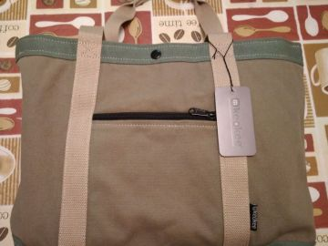 Keokee tote with organizer insert review