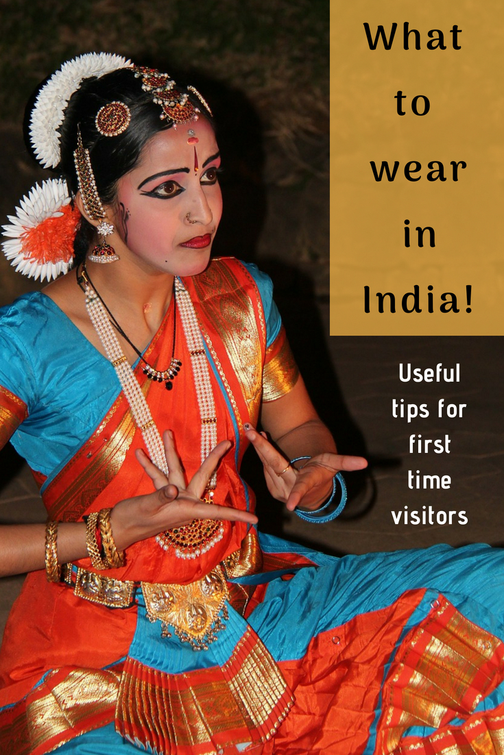 How to dress in India: Tips for your first India visit #india #dress #clothing #comfortablewear #firsttriptoIndia