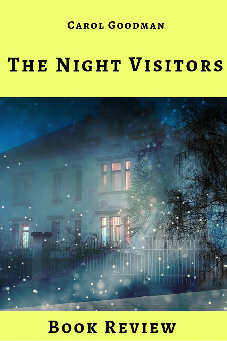 The Night Visitors is a super-engaging psychological thriller. It mingles social services, domestic abuse, paranormal things, great characters,strong twists.