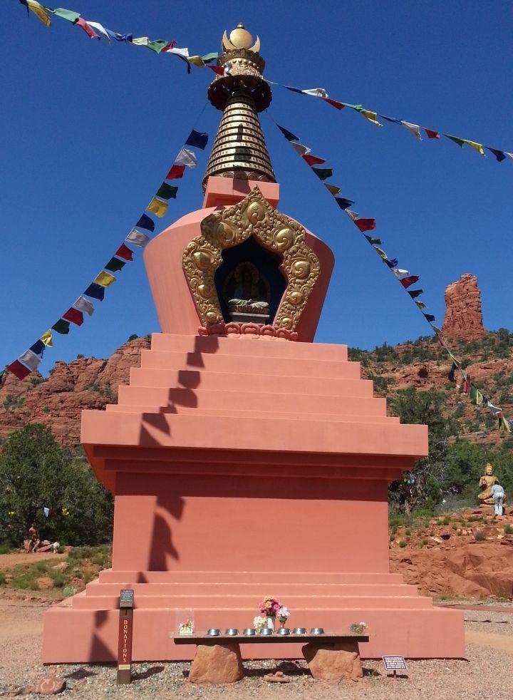 Stupa Peace Park