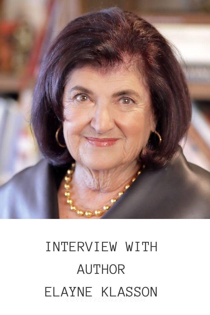 Elayne Klasson Interview
